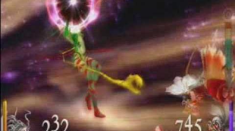 Dissidia Final Fantasy - Descarga EX Nube de Oscuridad
