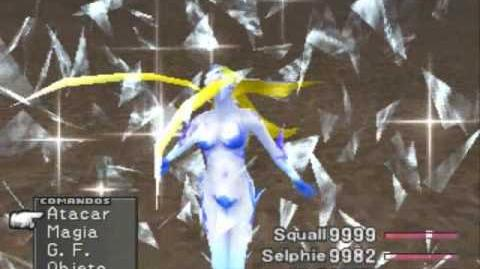 Final Fantasy VIII (PSX) - Invocación 2, Shiva