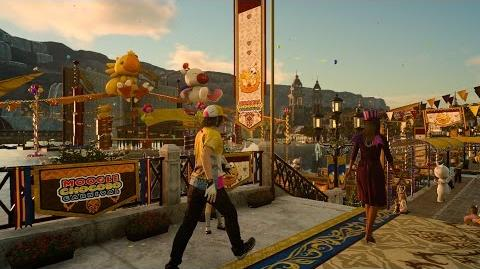 You're Invited to the Final Fantasy XV Moogle Chocobo Carnival!