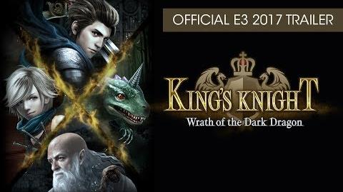 King's Knight - Wrath of the Dark Dragon E3 2017 Trailer