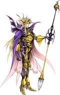 El Emperador en Dissidia