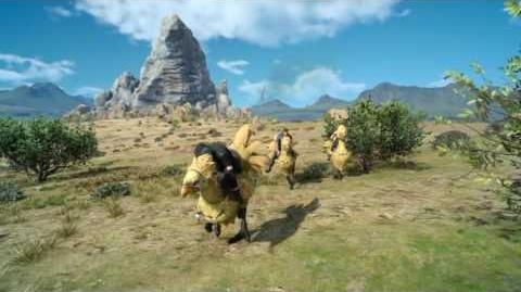 Final Fantasy XV – Ride Together (EU version)
