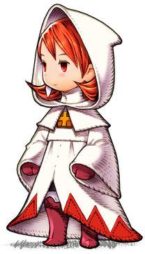 Maga Blanca Final Fantasy