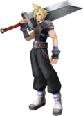 Cloud Alt2 Dissidia012