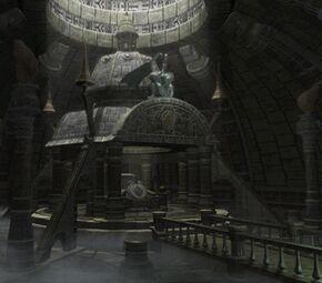 Templo tierra ff9