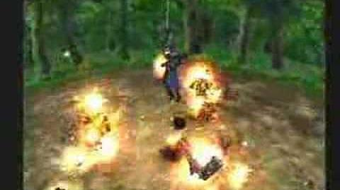 Final Fantasy VIII - Laguna - Desperado