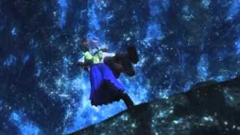 "Tidus & Yuna First Kiss, ""The Spring"" HD"