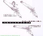 Velvet Nightmare Concept Design