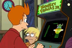 El niño del siglo 20 con Fry.png
