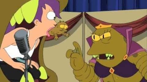"""Voy a contar hasta Blorx Flingle ... glorg ... glorg and a gloob"""