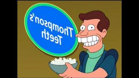 Los dientes de Thompson.