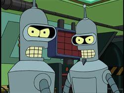 Bender y Flexo