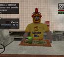 Menú de ensalada (Cluckin' Bell)
