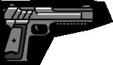 PistolaCal50HUDGTAVPC