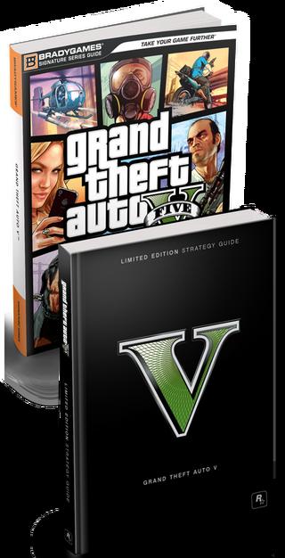 Noticias GTA V guía de BradyGames