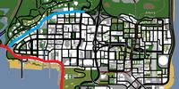 Autovía de Los Santos