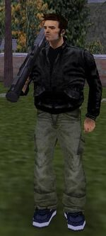 Lanzacohetes GTA 3