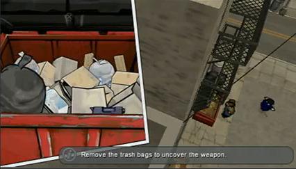 Archivo:Revisando contenedores GTA CW (PSP).PNG