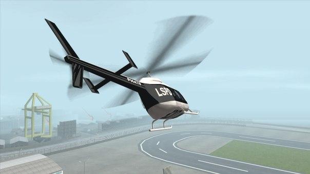 Archivo:GTA San Andreas Beta Police Maverick 1.jpg