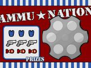 Billete Ammu-Nation