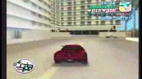 ¡Tour! Race 5 GTA Vice City