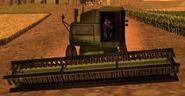 Combine Harvester BETA GTA SA