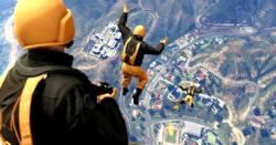 """GTA Online - Modo Adversario """"Zona de salto""""1"""