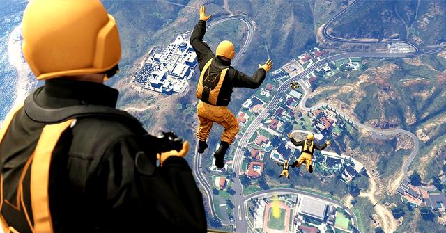 """Archivo:GTA Online - Modo Adversario """"Zona de salto""""1.png"""