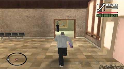 GTA San Andreas Como entrar a la comisaria de San Fierro por el inframundo