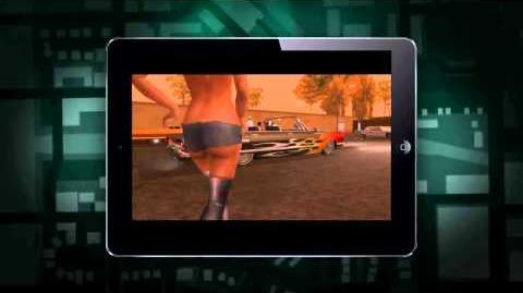 Grand Theft Auto San Andreas - Mobile Trailer