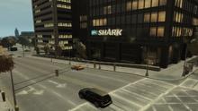 SHARK edificio
