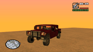 GTA San Andreas Beta Patriot