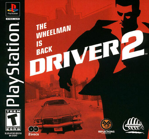 Archivo:Driver 2 Cover.jpg