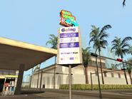 Going-gasolinera de Idlewood