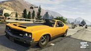 Sabre GT GTA V