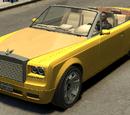 Vehículos de Grand Theft Auto: The Ballad of Gay Tony