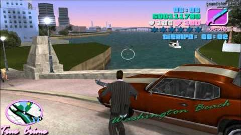 Grand Theft Auto Vice City - Easter Eggs