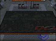 La gasolinera de poligono