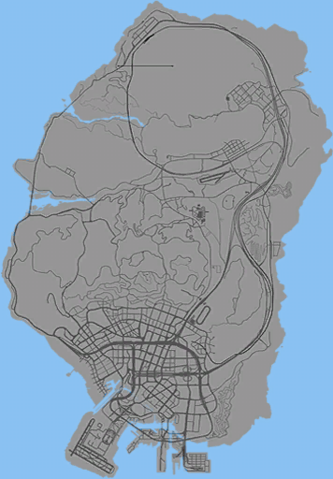 Archivo:GTA 5 Beta Map.png