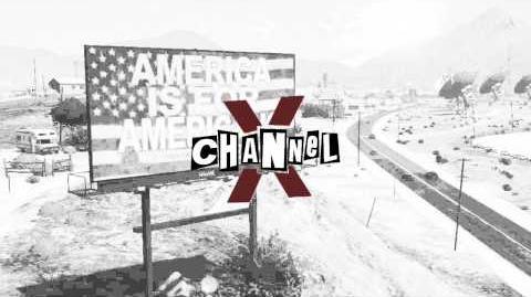 GTA V - Channel X (Full Radio)