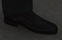 Zapatos negros Oxford GTA IV.png