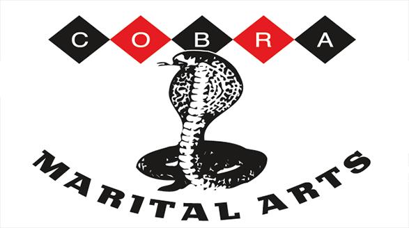 Archivo:Cobra Martial Arts logo.png