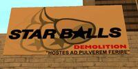 Star Balls Demolition