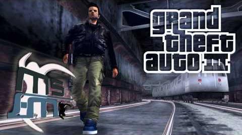 GTA III - MSX FM **TJ Rizing - Agent 007**