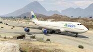 Jet GTAV-CaipiraAirways
