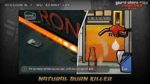 Natural Burn Killer