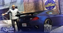Rapid GT GTA V