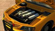 Taxi Merit-GTAIV-Motor