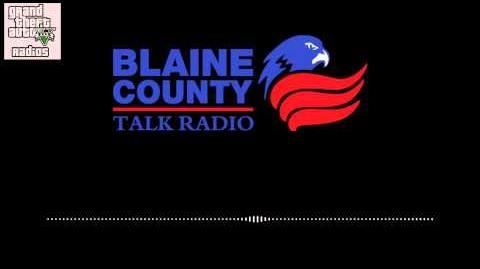 Blaine County Talk Radio Full Talk Radio Station