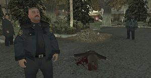 Crimen de alto calibre acaba con el hermano del policía (LT)